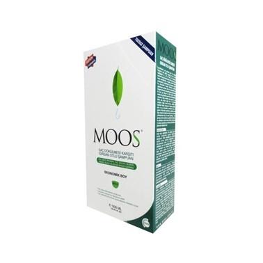 Moos Stinging Nettle Shampoo 500ml Renksiz